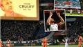 CHÙM ẢNH: Phút thứ 14 xúc động tri ân Johan Cruyff ở trận Hà Lan  - Pháp