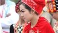 Những cô gái Myanmar xinh đẹp chào đón vị khách SEA Games