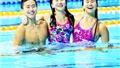 3 chị em bơi lội 'bá đạo' giành đến 21 huy chương ở SEA Games 2015