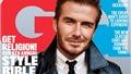 CHÙM ẢNH: Ngắm bộ ảnh đầu tiên của Beckham trên tạp chí GQ