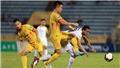 Video clip highlight bàn thắng SLNA 2-1 Quảng Nam