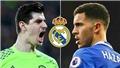 CHUYỂN NHƯỢNG 19/7: Real chi 300 triệu euro mua Hazard và Courtois. M.U gặp khó vụ Thiago