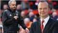 Ed Woodward phá vỡ sự im lặng về mối quan hệ với Mourinho