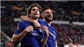 Slavia Praha 0-1 Chelsea: Marcos Alonso sắm vai người hùng, giúp Chelsea giành lợi thế lớn