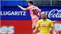 Eibar 2-2 Barca: Messi lập cú đúp, Barca vẫn phải chia điểm