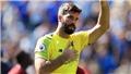 Liverpool: Alisson gây sốc với tuyên bố về danh hiệu Quả bóng Vàng