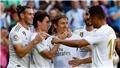 Real Madrid 4-2 Granada: Hazard nổ súng giúp Real xây chắc ngôi đầu bảng