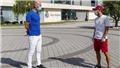 Real Madrid: HLV Zidane choáng váng với vóc dáng mới của Hazard