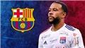 Barca đạt thỏa thuận chiêu mộ Memphis Depay của Lyon