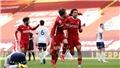 Liverpool 2–1 Aston Villa: Cắt chuỗi thua trên sân nhà, The Kop tạmtrở lại top 4