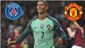 Ronaldo chọn MU hoặc PSG nếu Juventus không được dự Champions League