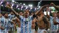 ĐIỂM NHẤN Argentina 1-0 Brazil: Lần đầu cho Messi. Trận cầu vỡ vụn vì quá thô bạo