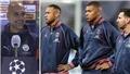 Guardiola thừa nhận 'bó tay' trước bộ ba tấn công của PSG
