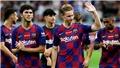 Champions League: Siêu máy tính dự đoán Barca mất suất dự C1 mùa sau