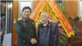 Đại tướng Ngô Xuân Lịch chúc Tết nguyên Tổng Bí thư Lê Khả Phiêu