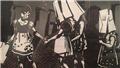 Họa sĩ Franca Batholomai: 'Lẩy Kiều' để 'chế ngự' cái xấu