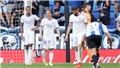 Hàng thủ Real Madrid: Những hiểm họa trước khung thành Courtois