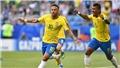 Messi & Neymar: Sự hữu hạn của những số 10