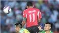 Anh Đức ghi điểm với HLV Park Hang Seo