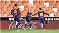 Barcelona: Này Messi, Neymar quá xa, Griezmann ngay gần