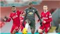 Không thắng MU, bước lùi báo động cho Liverpool