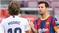La Liga: Siêu cúp lật mặt hai đại gia Barca và Real