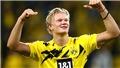 Dortmund quá nhỏ cho Haaland