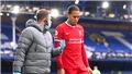 Trực tiếp Ajax vs Liverpool: Mất Van Dijk, Liverpool sống trong bất an
