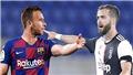Barcelona vs Juventus: Đồng tiền đã quyết định vụ trao đổi Arthur và Pjanic