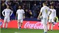 Real Madrid: Báo động thật rồi, Zidane!