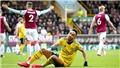 Arsenal: Arteta vò đầu bứt tai với hàng công