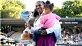 Tennis: Serena giải cơn khát danh hiệu 3 năm