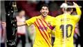 Luis Suarez: Tay trống bên cây vĩ cầm Messi
