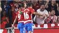 Granada tạm dẫn đầu Liga: Như trong cổ tích