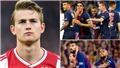 Barca hay PSG mới là lựa chọn lí tưởng cho De Ligt?