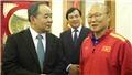 Chủ tịch Lê Khánh Hải:  'VFF làm hết khả năng để gia hạn hợp đồng với HLV Park Hang Seo'