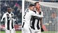Juventus vô địch lượt đi: Nhờ Ronaldo rực sáng, cô đơn trên đỉnh cao