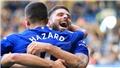 Hazard-Giroud, kẻ tung người hứng ở Stamford Bridge