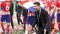 Simeone quá 'đặc biệt', xứng đáng là biểu tượng của Atletico