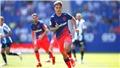 Atletico chiến thắng ở phút 99: Màn ra mắt đáng quên của Griezmann