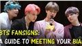'Chen chân' được vào sự kiện ký tặng fan của BTS còn khó hơn thi đại học, tại sao?