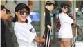 Mặc quần như đồ'underwear' khi xuất hiện ở sân bay, rapper Jessi bị phản ứng dữ dội