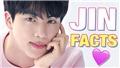 Đây là 6 sự thật thú vị về Jin BTS