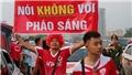 Bóng đá Việt Nam: Thái Lan chỉ ra cái tên nguy hiểm nhất. Nói không với pháo sáng