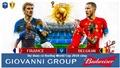 Dự đoán có thưởng World Cup 2018: Trận Pháp – Bỉ (Vòng bán kết)