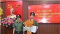 Hai tướng Công an nhân dân được giao trọng trách mới