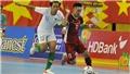 Futsal Việt Nam mất vé vào bán kết sớm