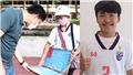 Nhà vô địch SEA Games đi bộ 14km để bán vé số
