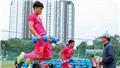 HLV Vũ Tiến Thành dựng xong bộ khung cho Sài Gòn FC