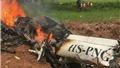 Rơi trực thăng ở Thái Lan, nhiều người thiệt mạng